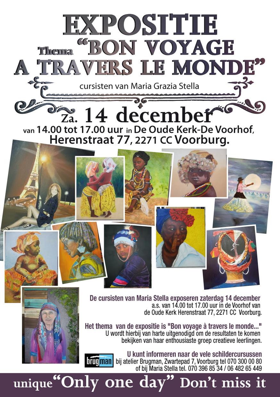 Flyer expo 2013 Bon Voyage