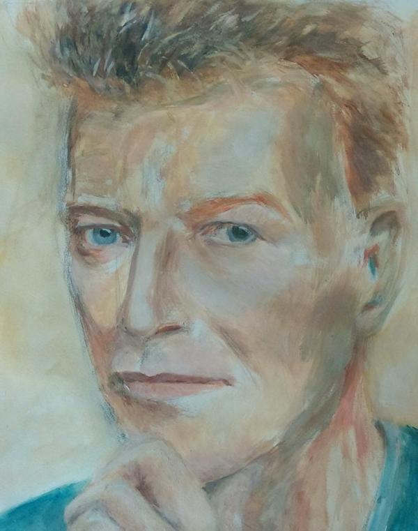 Bowie (2016): uitsnede
